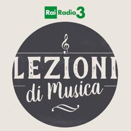 lezioni di musica radiotre