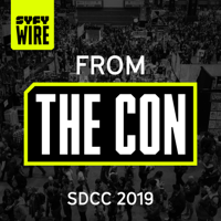 SYFY WIRE from the Con podcast