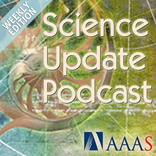 Cover image of Weekly Show – Science Update