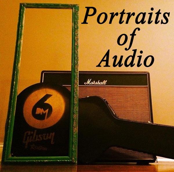 Portraits of Audio Podcast