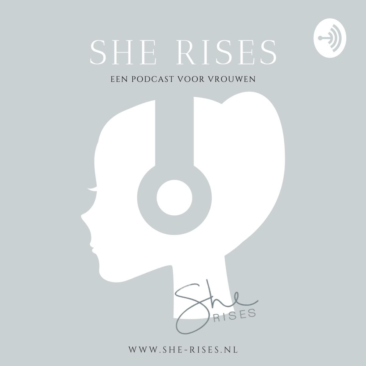 She Rises Dutch Podcast