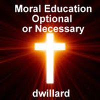 moral education optional or necessary podcast