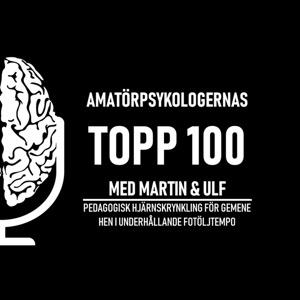 Amatörpsykologernas Topp 100
