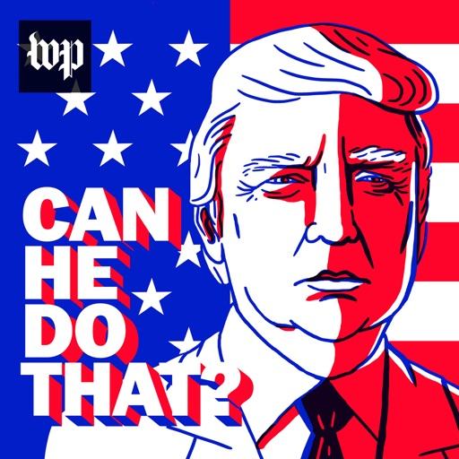 Cover image of Can He Do That?