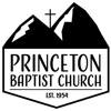 Princeton Baptist Church artwork