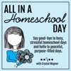 All in a Homeschool Day artwork