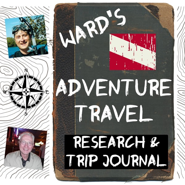 Ward's Adventure Travel Research & Trip Journal