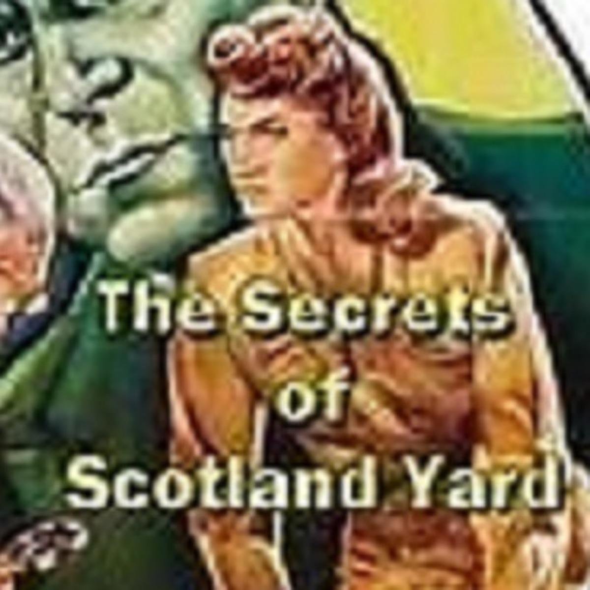The Secrets of Scotland Yard