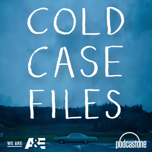 Cover image of Cold Case Files
