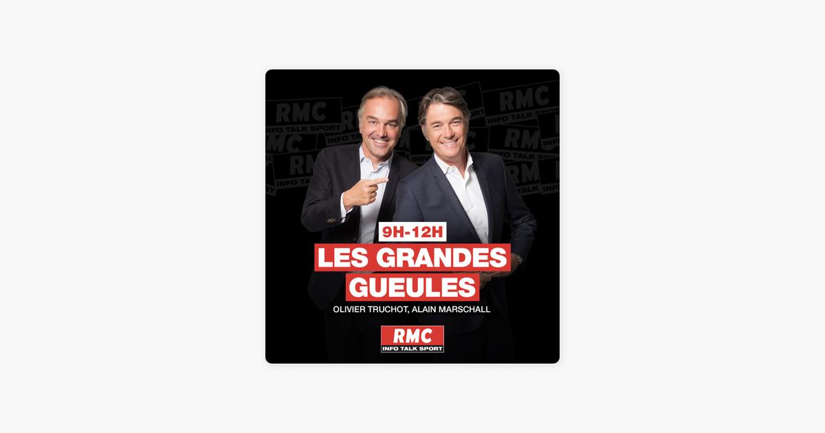 PODCAST GRANDES GUEULES TÉLÉCHARGER