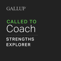 Podcast cover art for Gallup StrengthsExplorer
