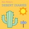 Sam Walker's Desert Diaries artwork