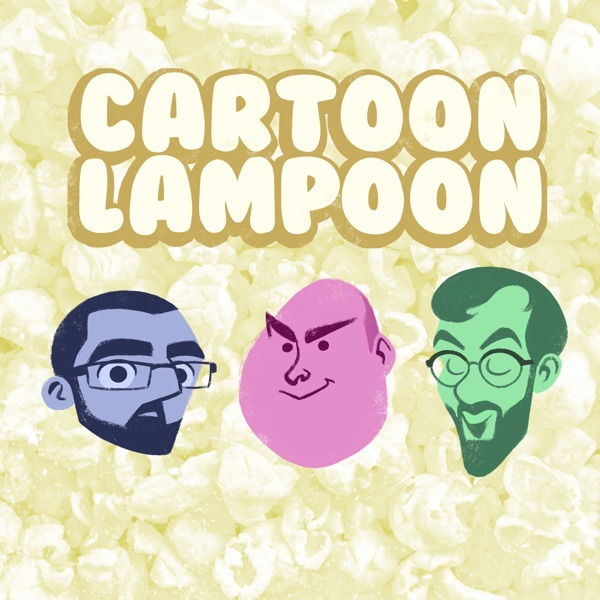 Cartoon Lampoon Podcast