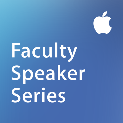 Cover image of Faculty Speaker Series