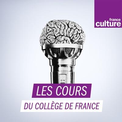 Les Cours du Collège de France:France Culture