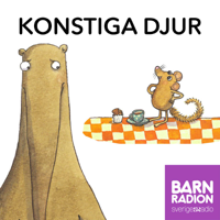 Konstiga djur i Barnradion podcast