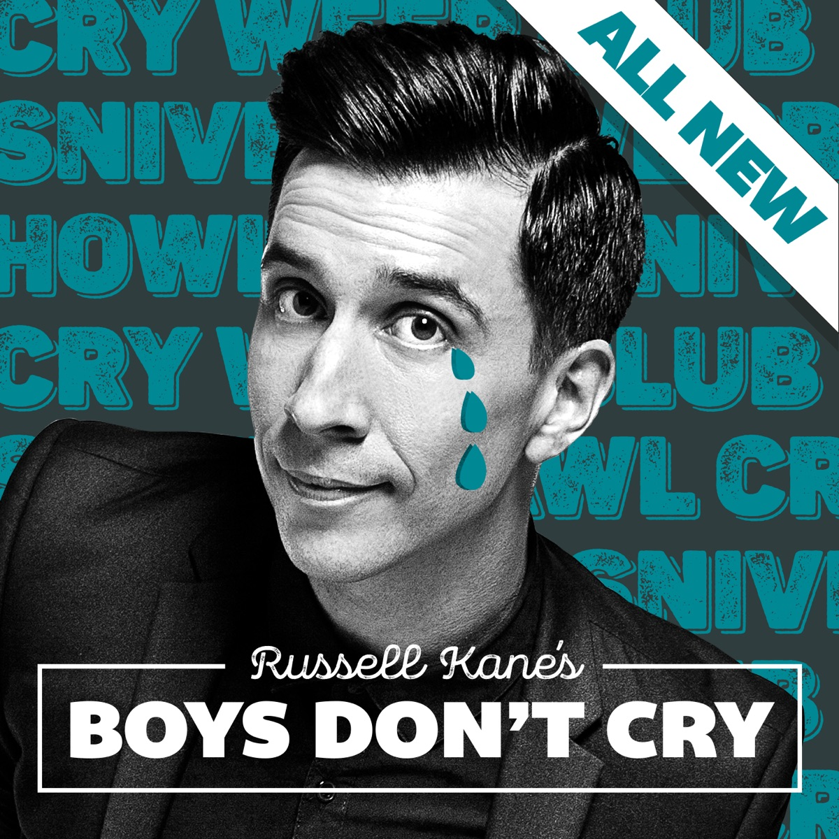 Russell Kane's Boys Don't Cry
