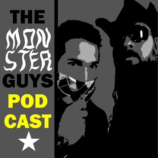 Cover image of The Monster Guys Podcast