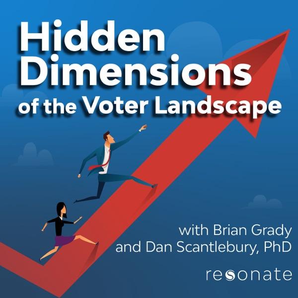 Resonate Hidden Dimensions of the Voter Landscape