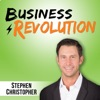 Business Revolution with Stephen Christopher artwork