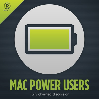 Mac Power Users:Relay FM