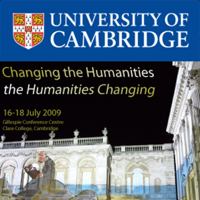 Changing the Humanities