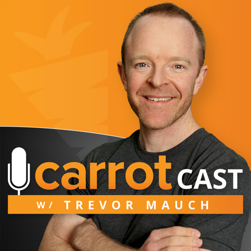 Cover image of CarrotCast | Freedom, Flexibility, Finance & Impact for Real Estate Investors