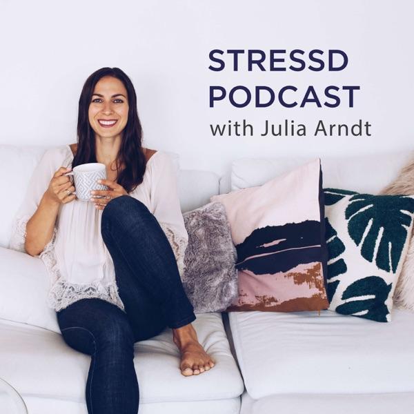 STRESSD Podcast banner backdrop