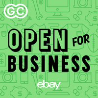 Podcast cover art for Open For Business
