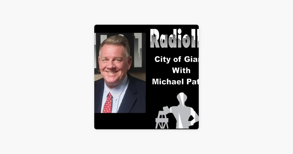 Michael Patton presents City of Giants: Michael Patton