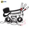 High Society Radio artwork