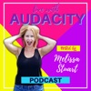 The Live with Audacity™ Podcast - Clarity & Focus for Multi-Passionate Moms Building an Impactful Online Business artwork