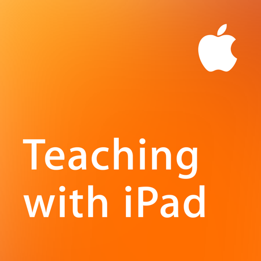 Cover image of Teaching with iPad