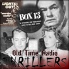 Thrillers Old Time Radio artwork