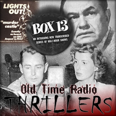 Thrillers Old Time Radio:Dennis Humphrey