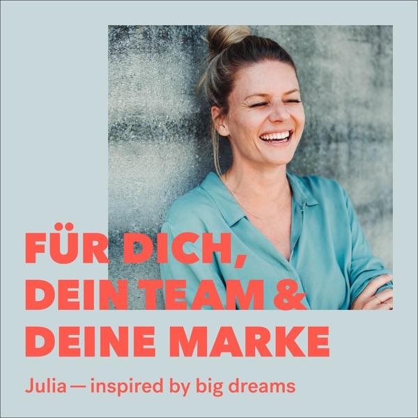 inspired by big dreams — Für dich, dein Team & deine Marke