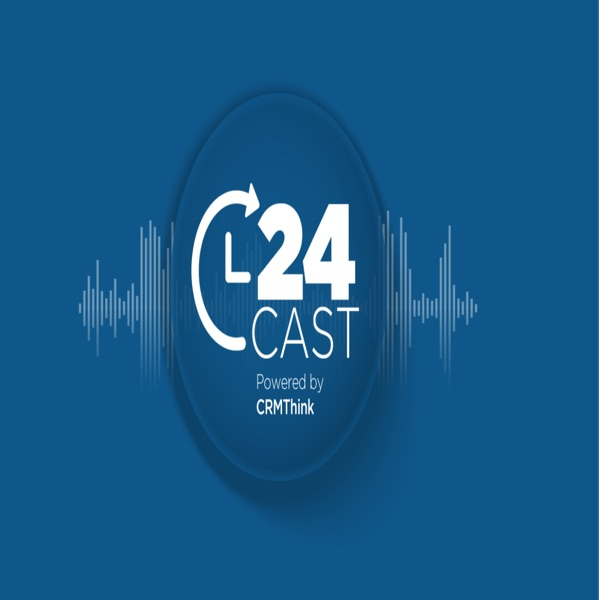 24Cast powered by CRMThink parceiro Gold Bitrix24