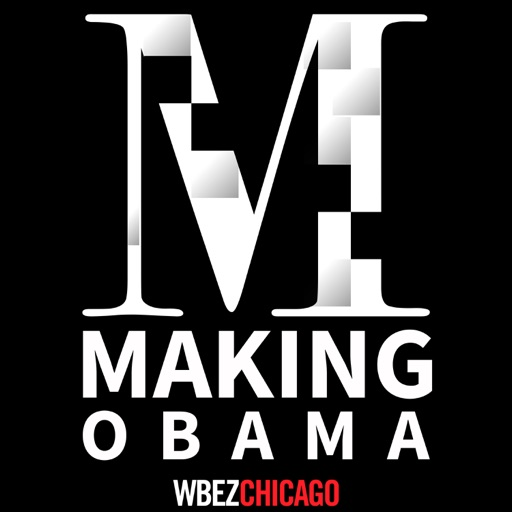 Cover image of Making Obama