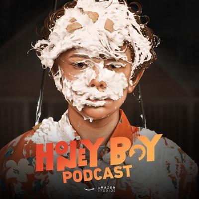 Honey Boy Podcast:QCODE