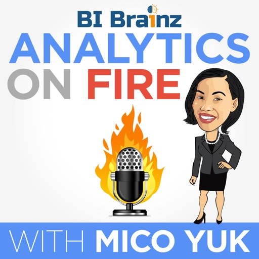 Cover image of Analytics on Fire