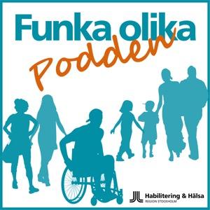 Funka olika – podden om livet med funktionsnedsättning