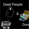 Dead People & Donuts artwork