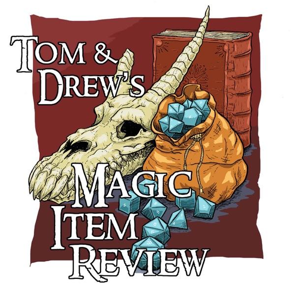 List item Magic Item Review image