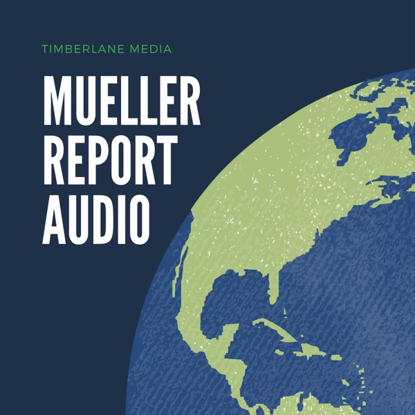 Mueller Report Audio podcast show image