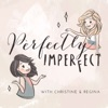 Perfectly Imperfect with Christine and Regina artwork