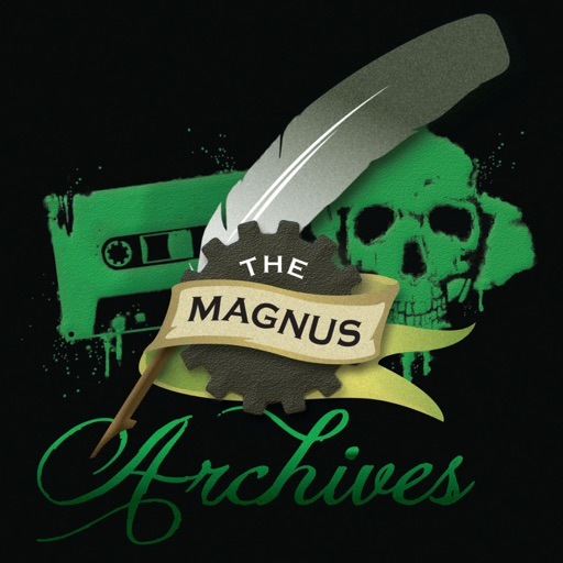 Cover image of The Magnus Archives