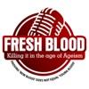Fresh Blood, 'Killing it After 40' artwork