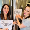 Fridge Buzz with The Fera Twins artwork