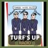 Three Wise Guys | Turf's Up Radio artwork