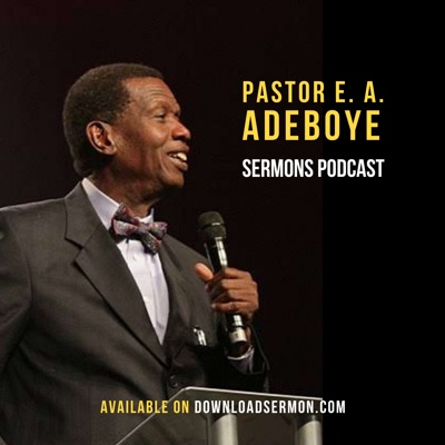 Pastor E. A. Adeboye Messages on DownloadSermon.com